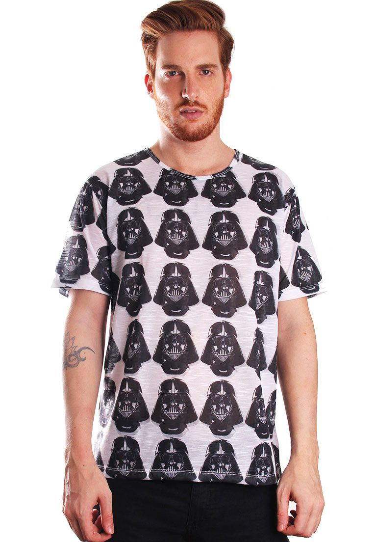 CAMISETA ESTAMPADA FULL PRINT UNISSEX GEEK FATHER