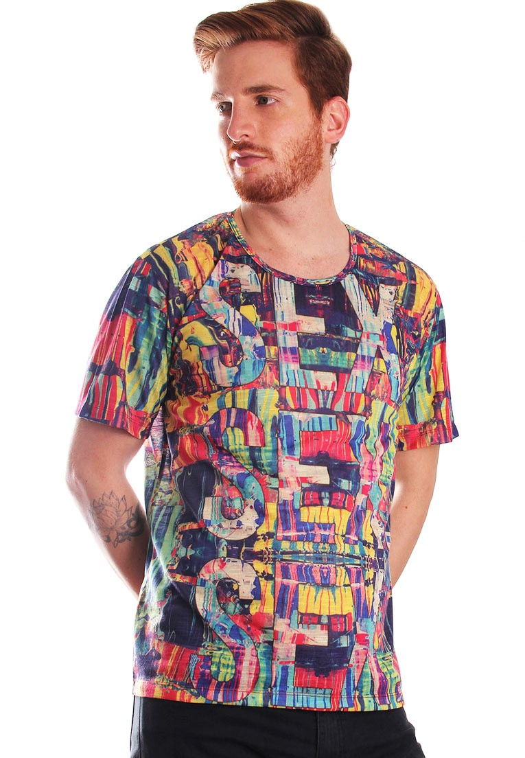 CAMISETA FULL PRINT SEX JUNGLE
