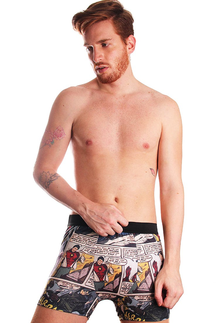 CUECA FULL PRINT MARVELOUS