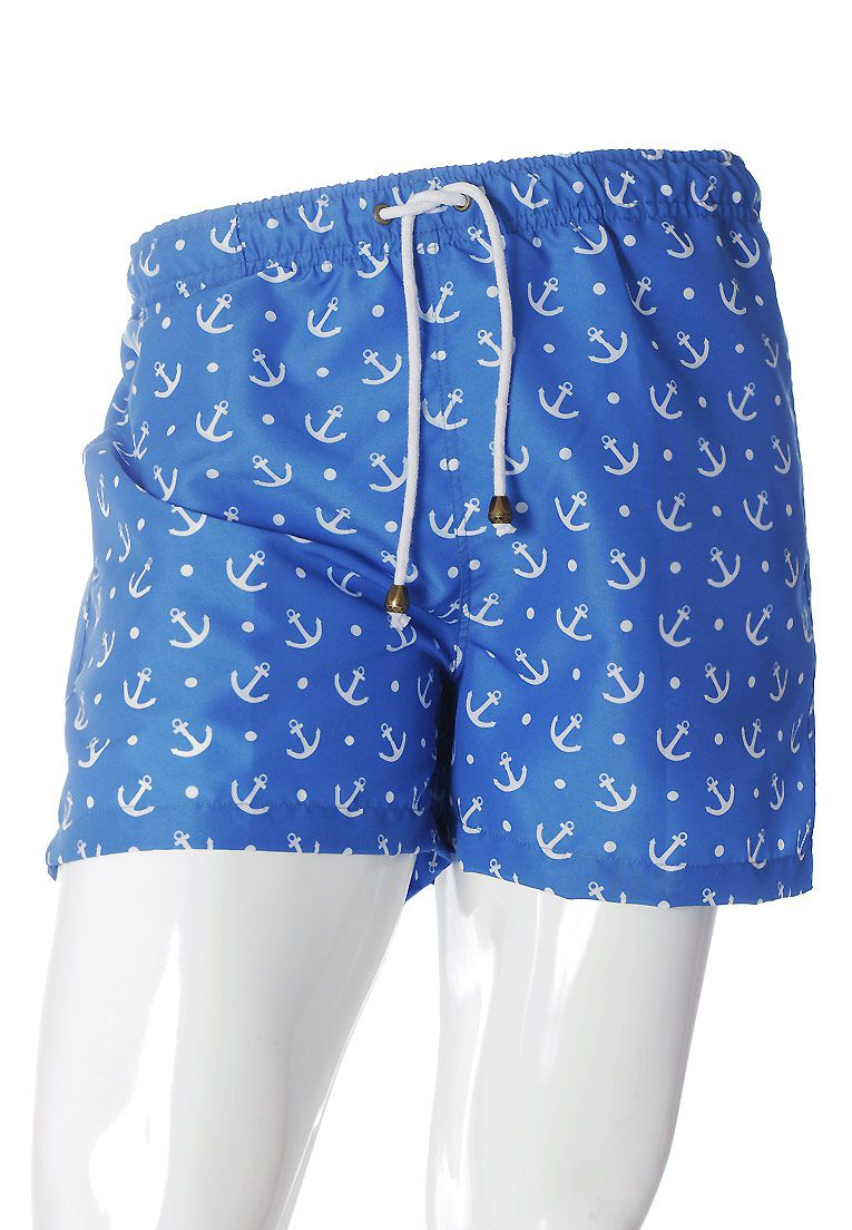 SHORTS PRAIA ESTAMPADO ALTO MAR FULL PRINT UNISSEX