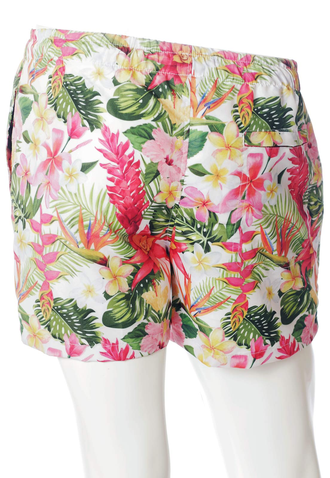 SHORTS ESTAMPADO CARIBE FULL PRINT UNISSEX HAWAII