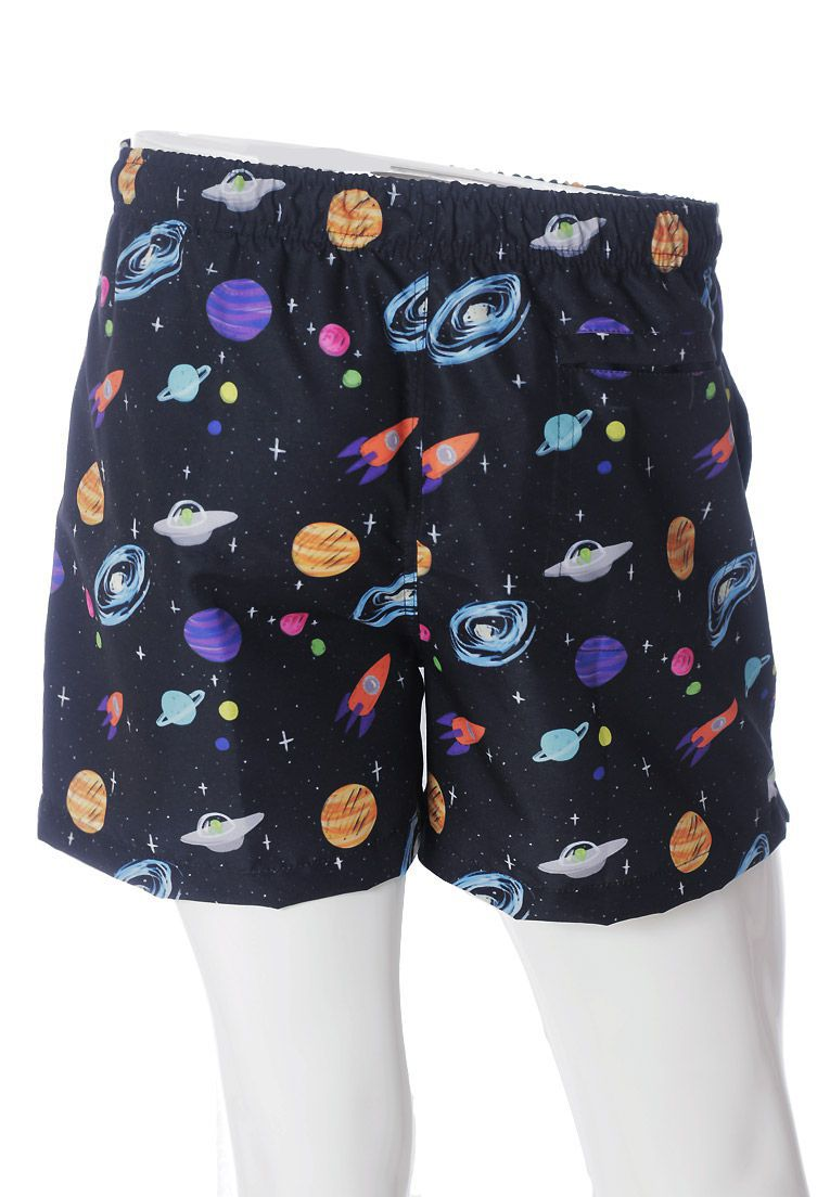 SHORTS ESTAMPADO GALAXY UNIVERSAL FULL PRINT UNISSEX