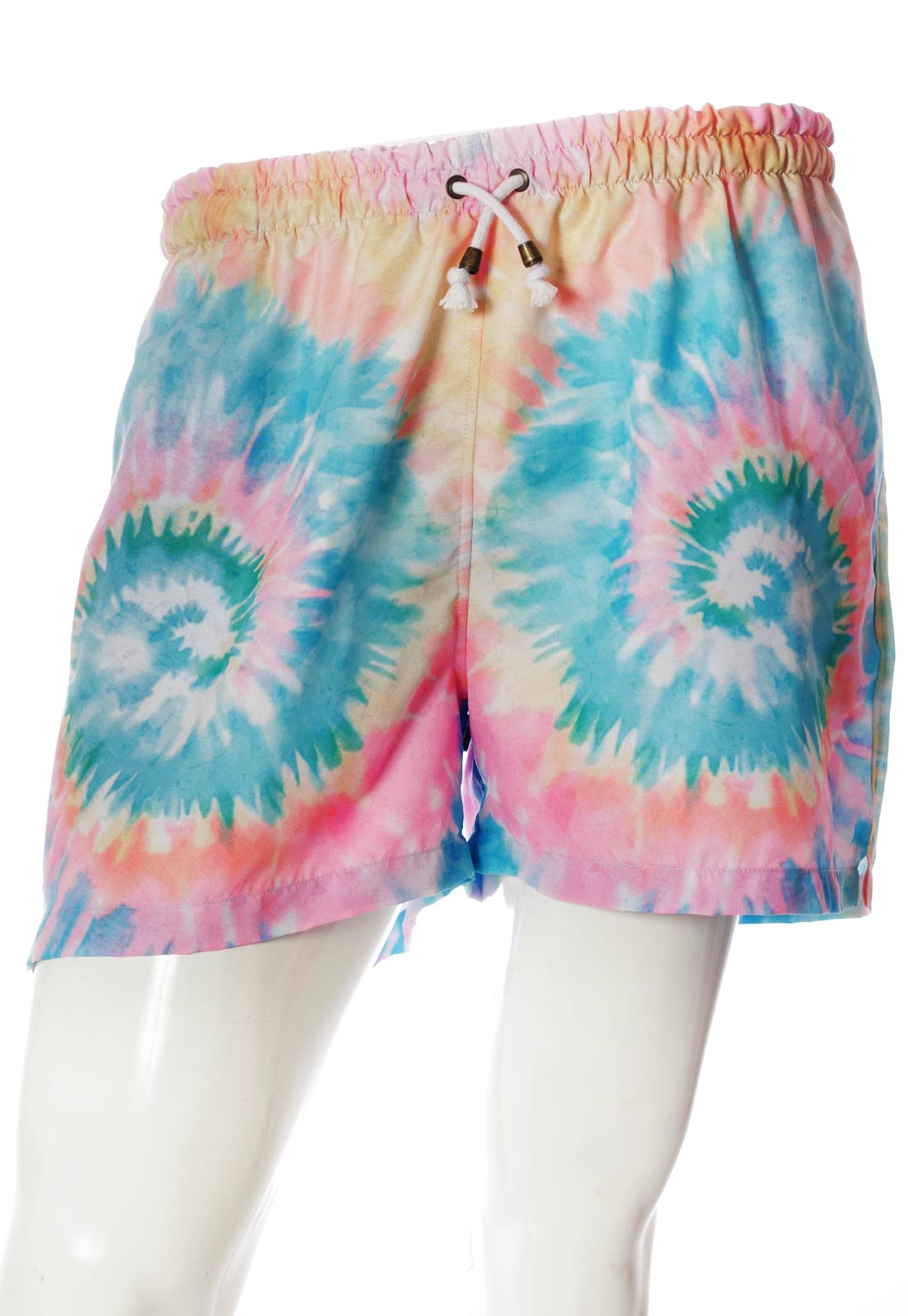 SHORTS TIE DYE ESTAMPADO COLORFULL PRINT UNISSEX