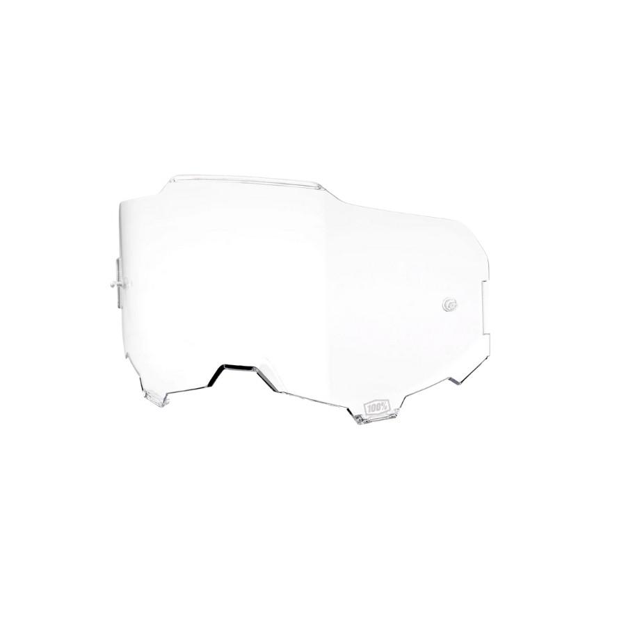 Lente óculos 100% Armega     Trasparente