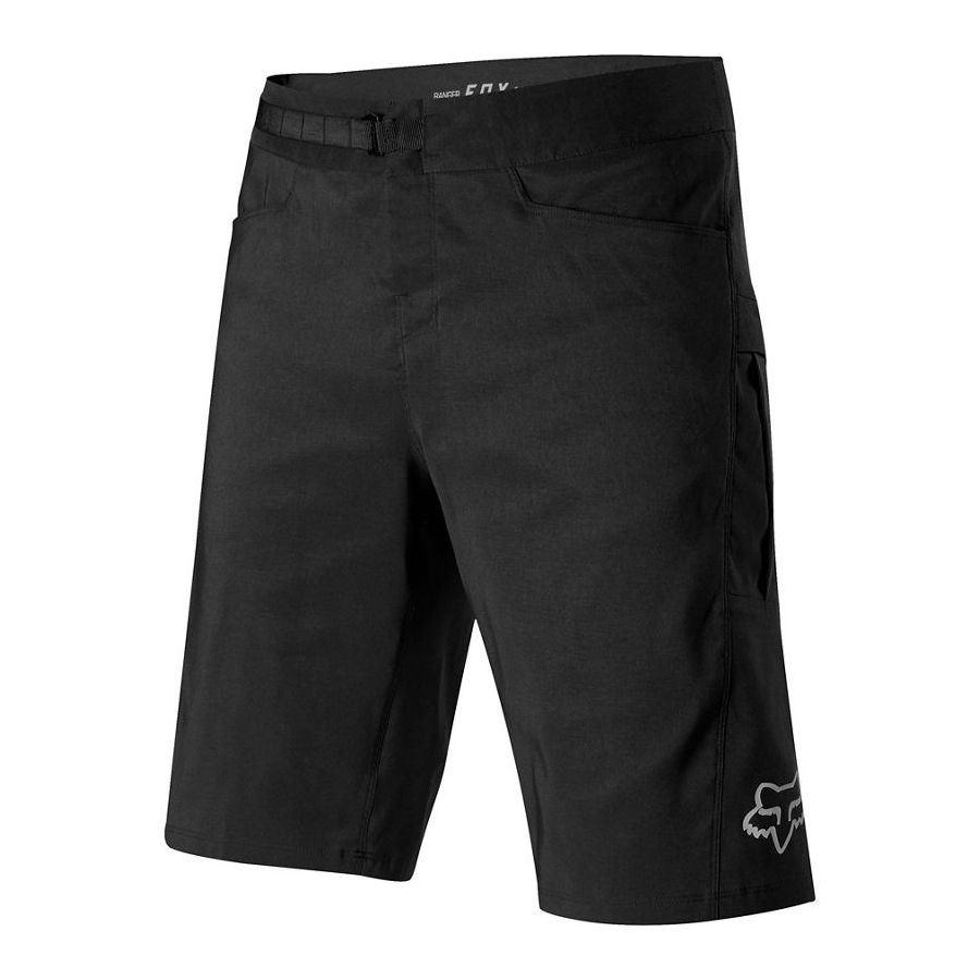 Bermuda Fox Downhill Ranger Cargo | Black