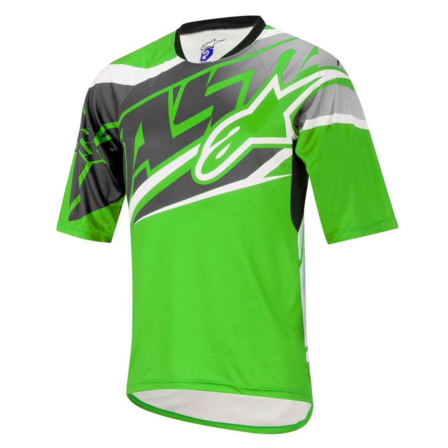 Camisa Alpinestars Sight Green