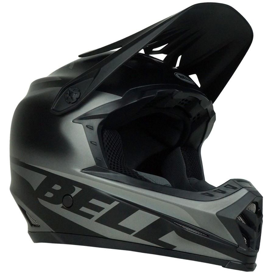 Capacete Downhill Bell Full-9 Fusion  |  Preto
