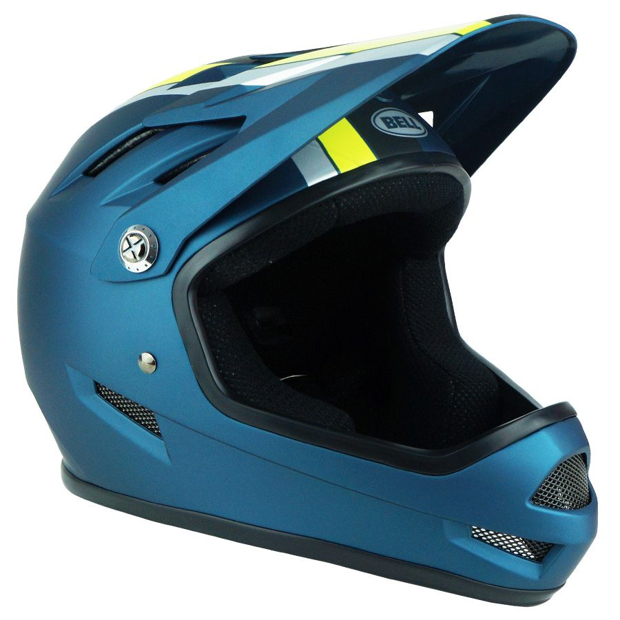 Capacete Bell Sanction Matte Blue