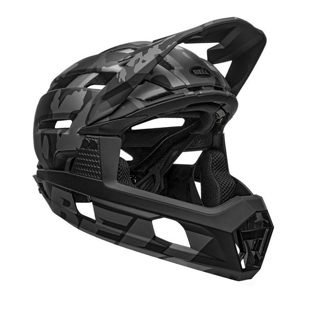 Capacete Bell Super Air R Black/Camo