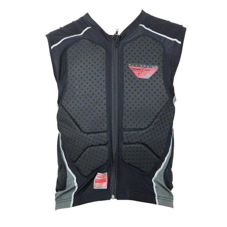 Colete Fly Barricade Zip Vest