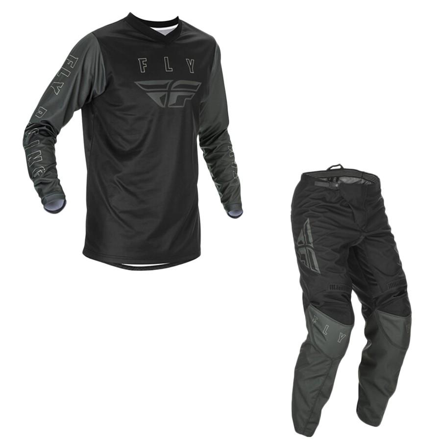 Conjunto Calça + Camisa Fly F16 2021 | Preto
