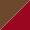 Marrom/Vermelho