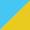 Azul claro/Amarelo