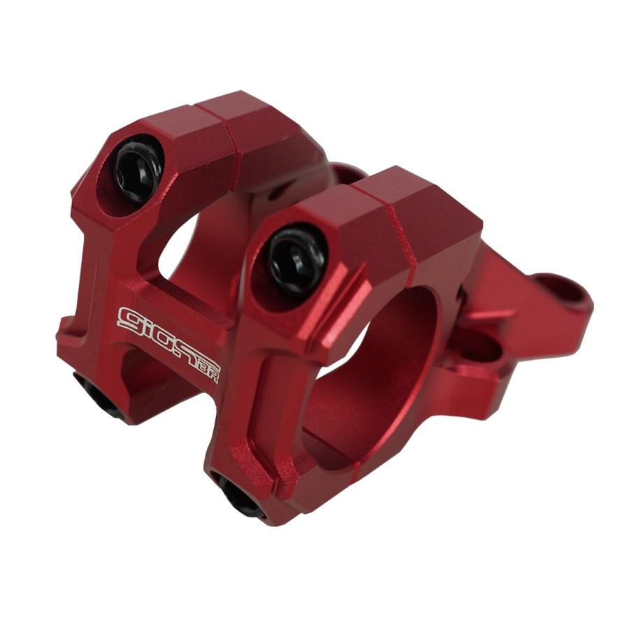 Mesa Integrada Gios BR 45mm 0° | Vermelha