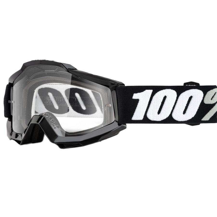 Óculos 100% Accuri OTG Lente Clear