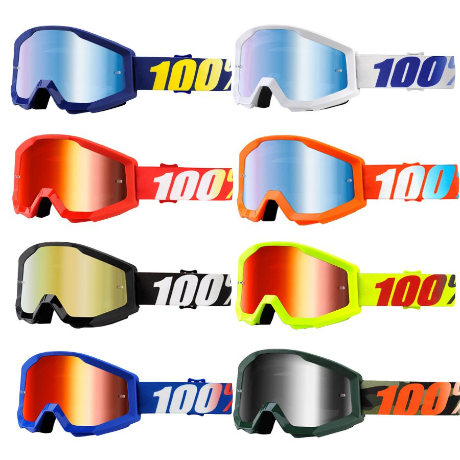 Óculos 100% Strata | Lente Espelhada