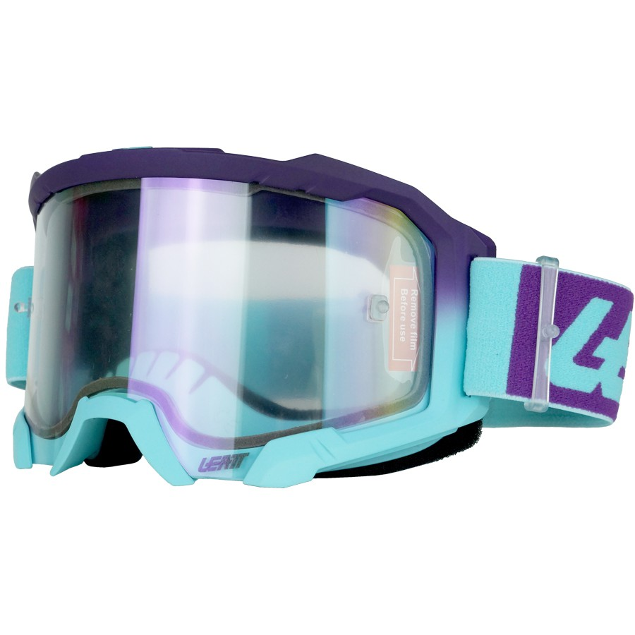 Óculos Leatt Velocity 4.5 Iriz   Lente Espelhada
