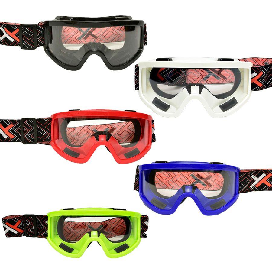 Óculos Mattos Racing   Lente Clear
