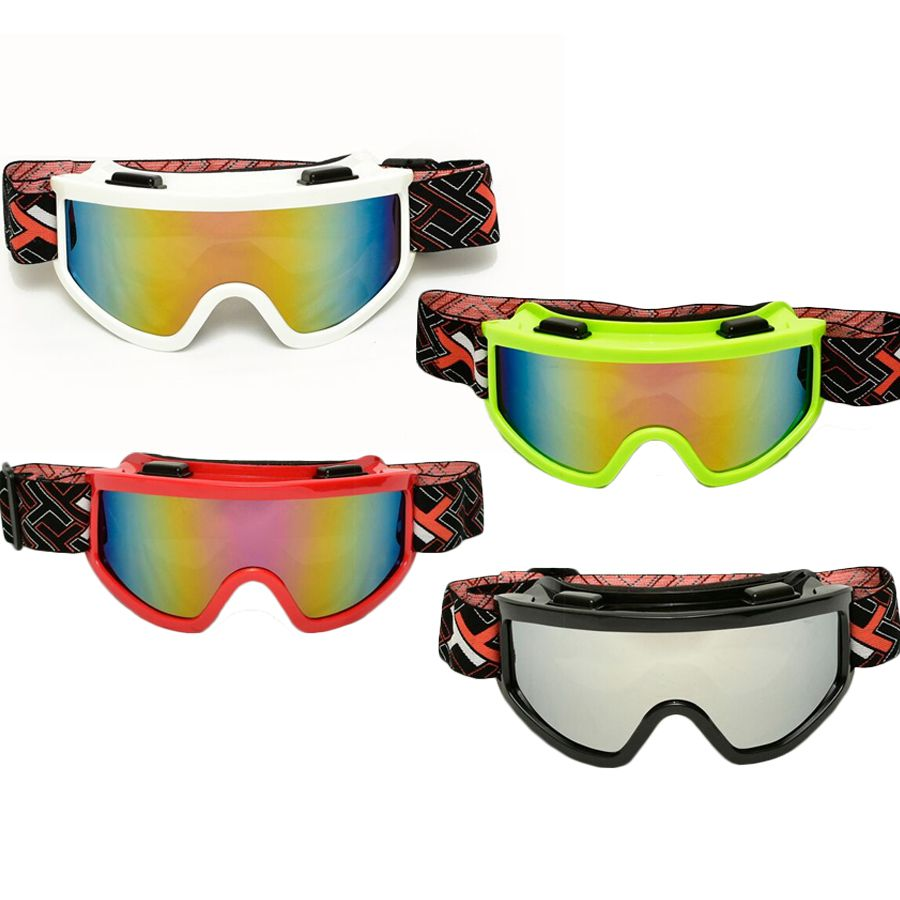5a76a8147 Óculos Mattos Racing   Lente Espelhada - Outline Downhill Shop