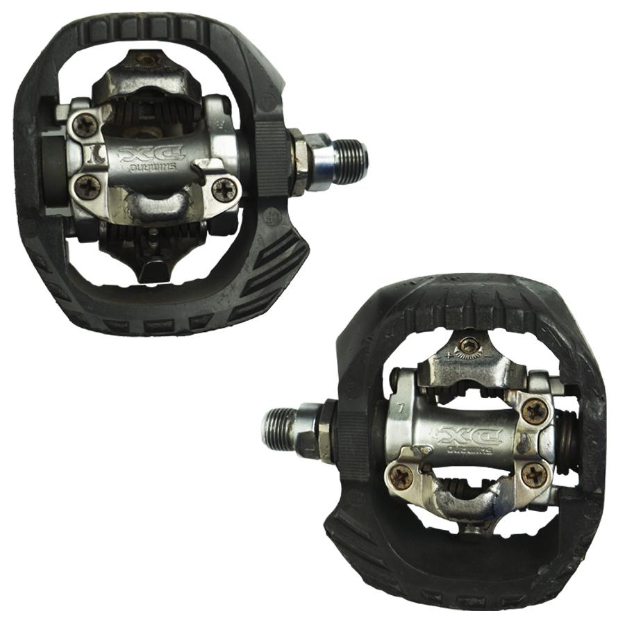 Pedal Clip Shimano DX M647 Semi novo