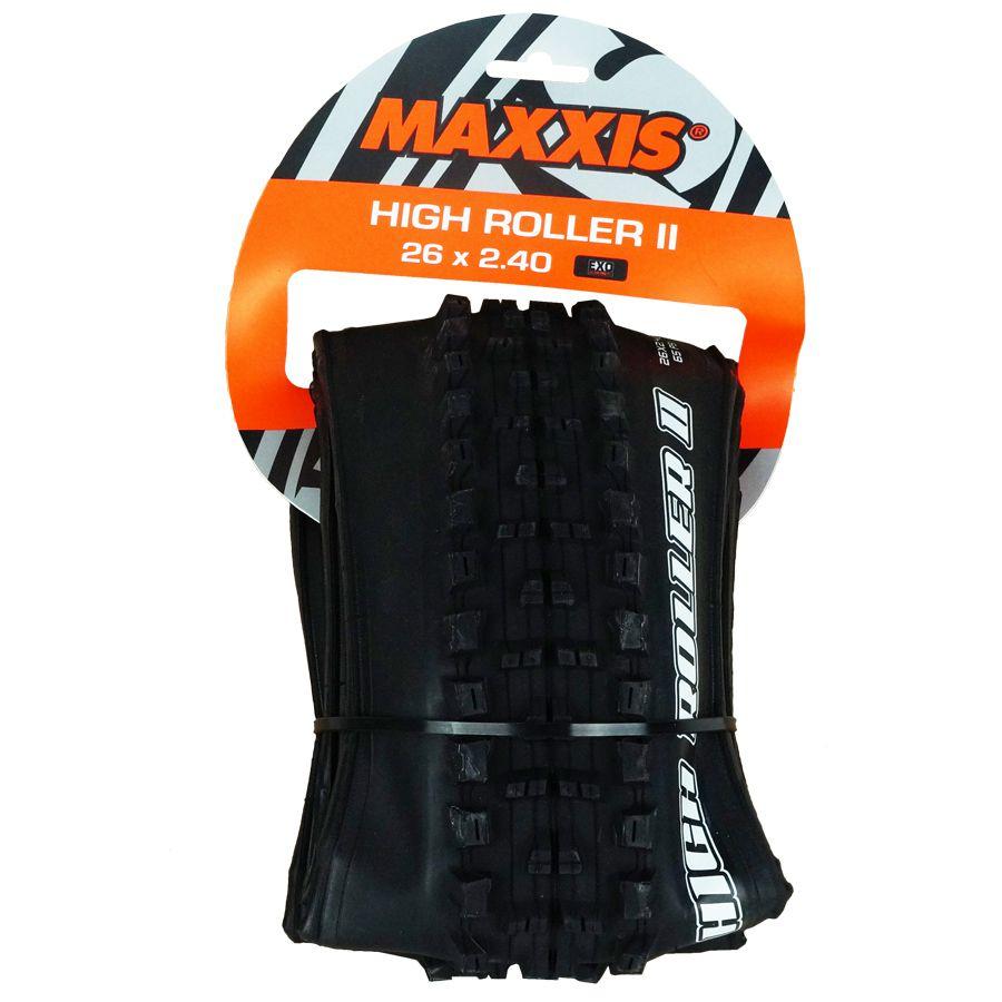 Pneu Maxxis High Roller II 26x2.40 Kevlar