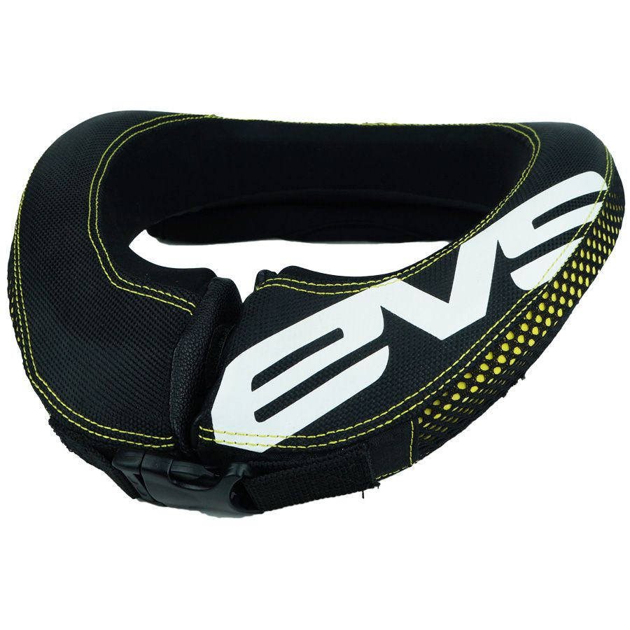 Protetor Cervical EVS R3 Race Collar Black