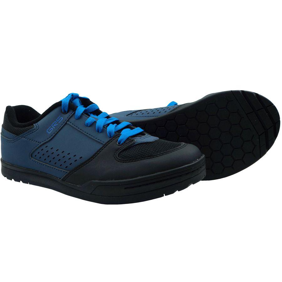 Sapatilha Flat Shimano Gr5 Blue Navy