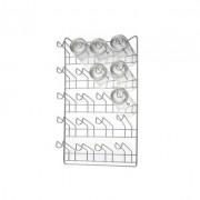 Porta Copos De Parede Para 20 Unidades 1113 Arthi