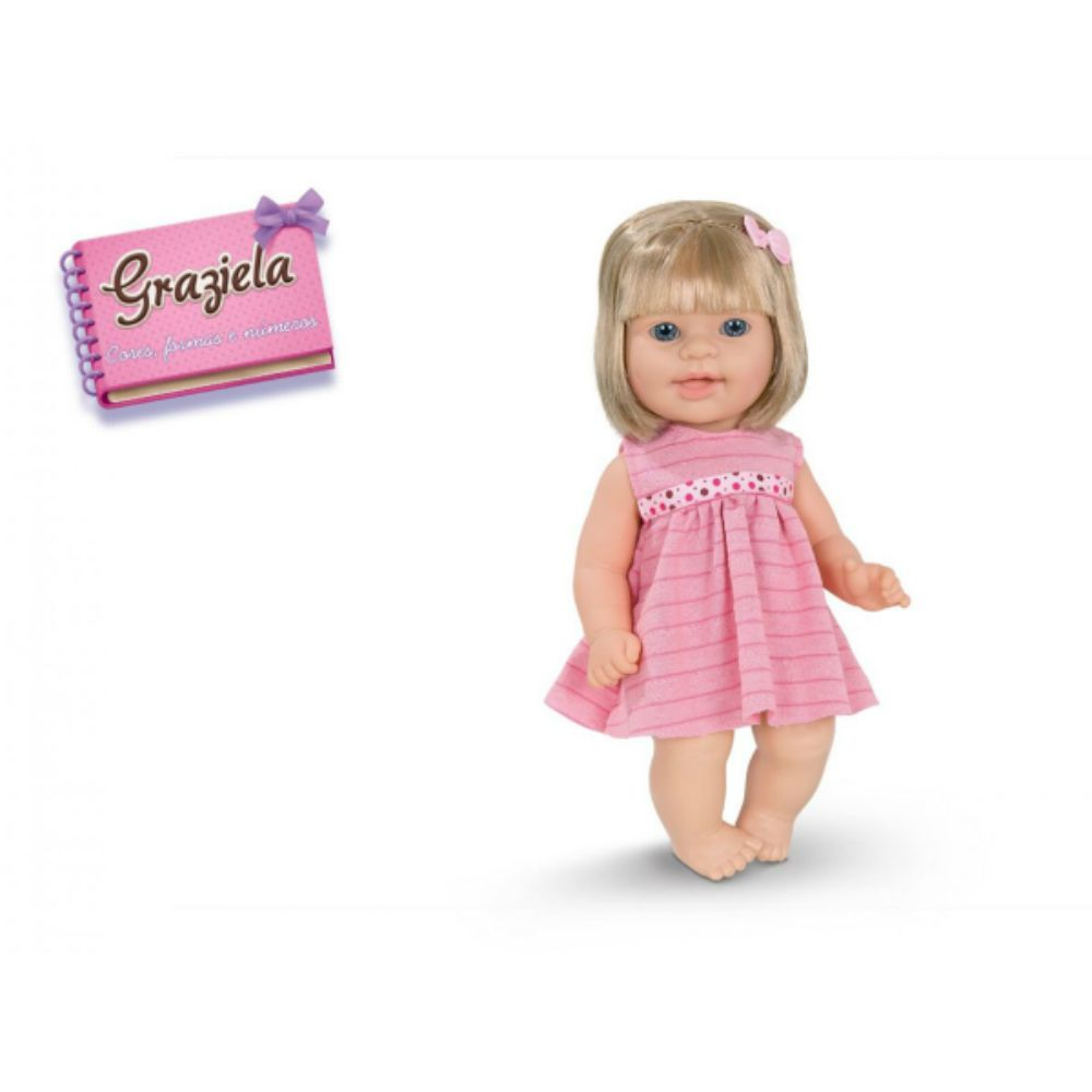 Boneca Graziela Super Toys