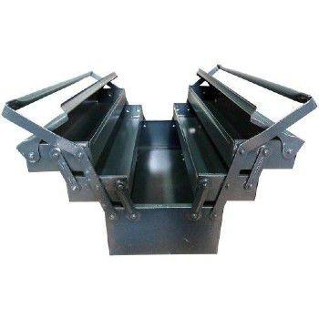 Caixa Metálica de ferramentas Taurus com 5 bandejas