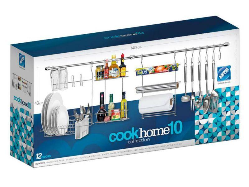 Cook Home 10 Arthi