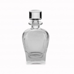 Garrafa Decanter 700ml para whisky de cristal Wolff - 27776