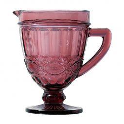Jarra de 1 litro de vidro lilás Libélula Lyor - L6513