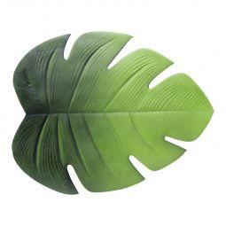 Jogo americano de 1 unidade 48 cm de EVA verde Folha Lyor - L6632