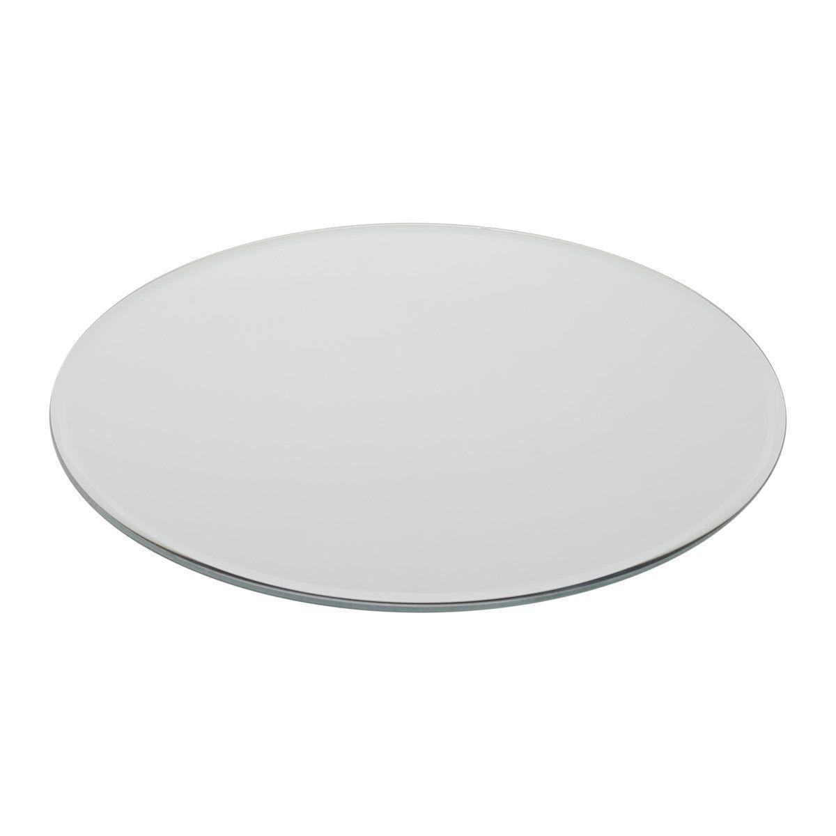 Base, Suporte 20 cm com espelho prateado Prestige - 2866