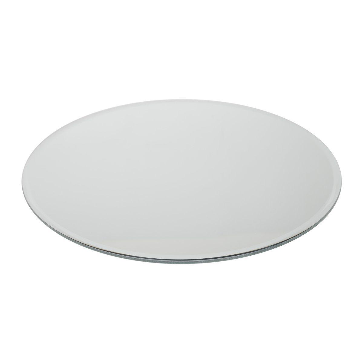 Base, Suporte 15 cm com espelho prateado Prestige - 2865