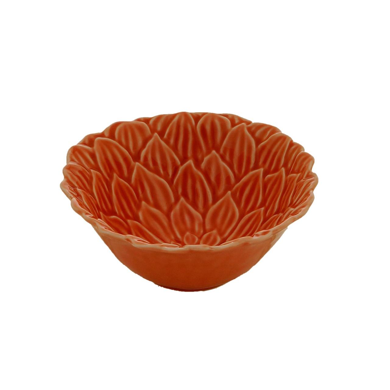 Bowl 14 x 6 cm de porcelana coral Daisy Wolff - 27746