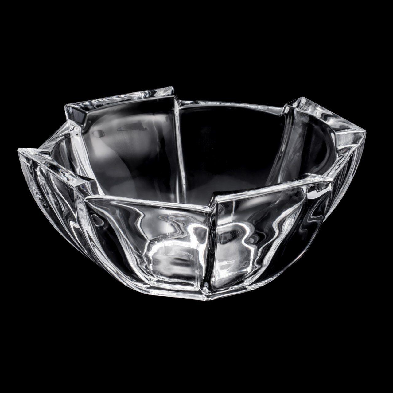 Bowl 24 cm de cristal transparente Stage Wolff - 25538