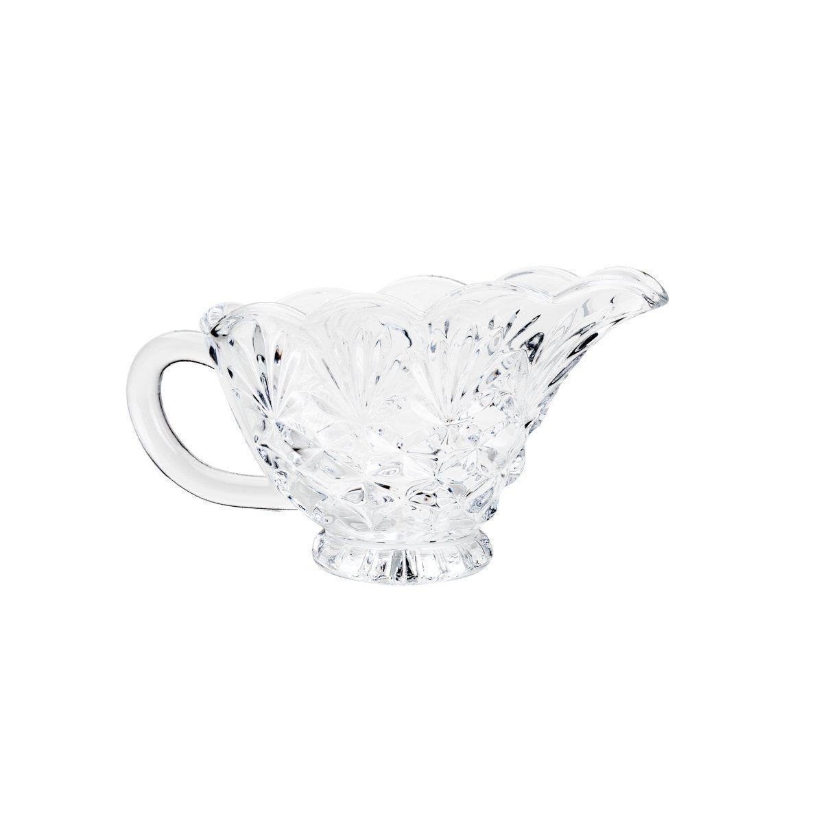 Molheira 140ml de cristal transparente Dublin Lyor - L7043