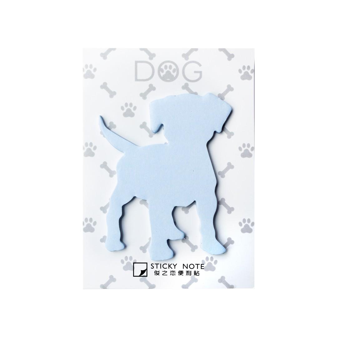 Bloquinho Dog Azul