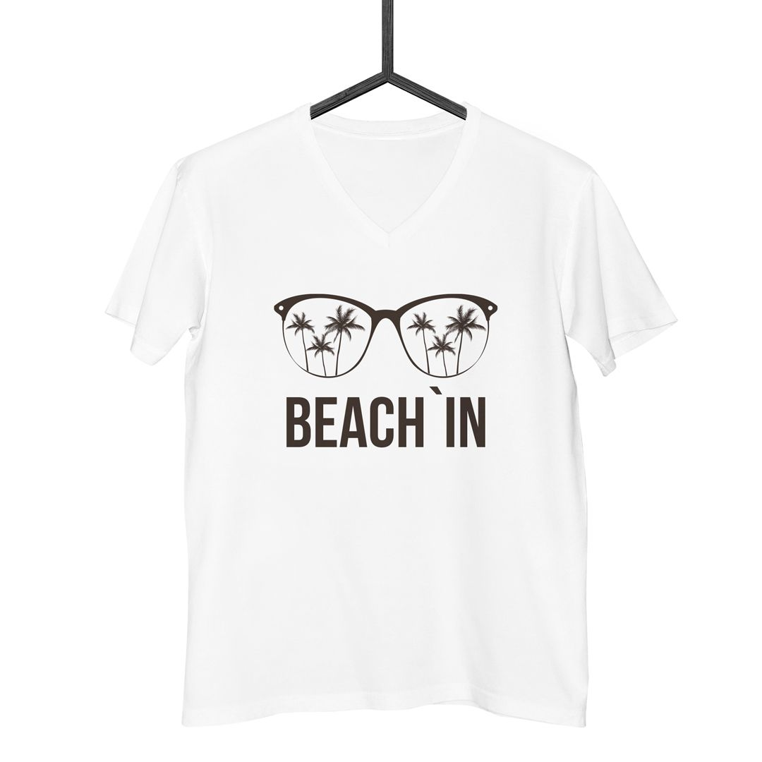 Camiseta Beach In