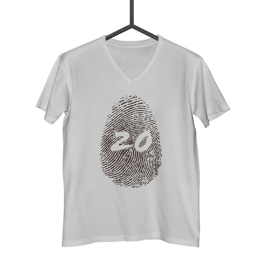 Camiseta Fingerprint