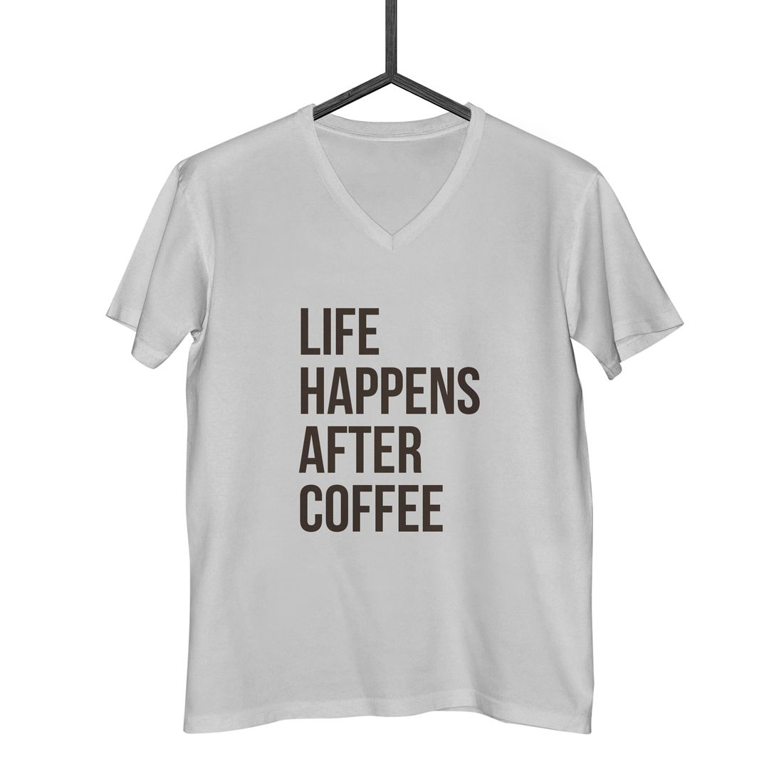 Camiseta Life & Coffee