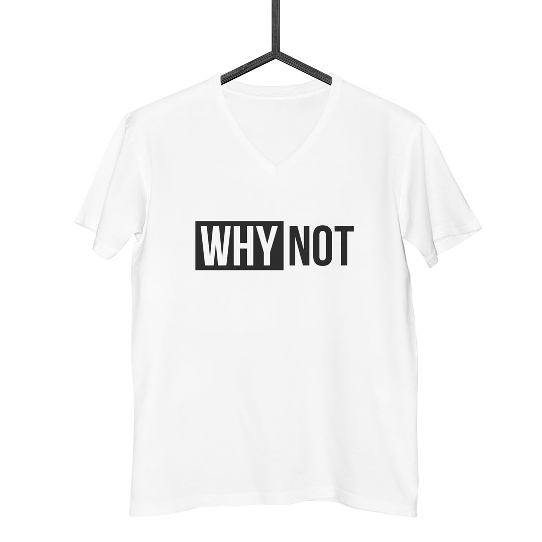 Camiseta Why Not
