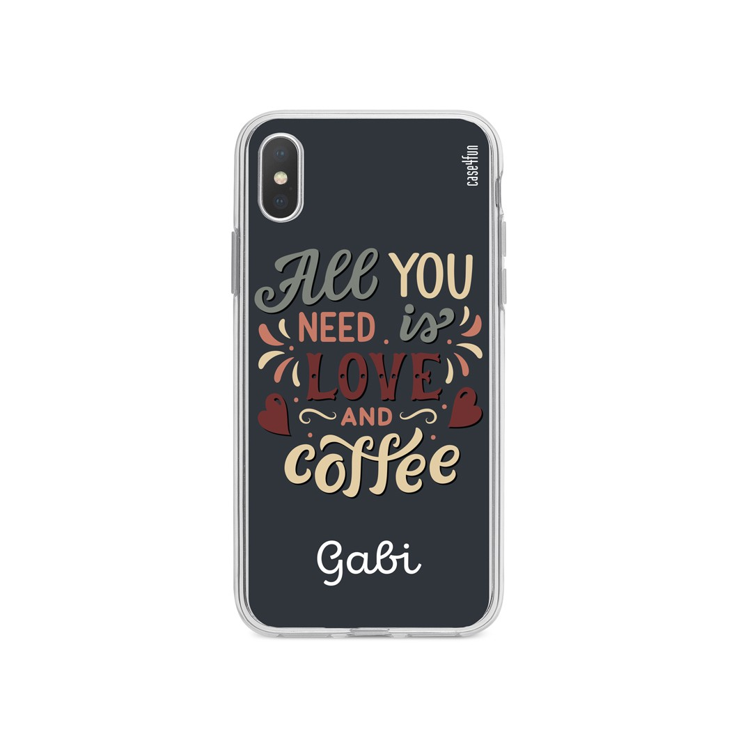 Case All You Need is Coffee