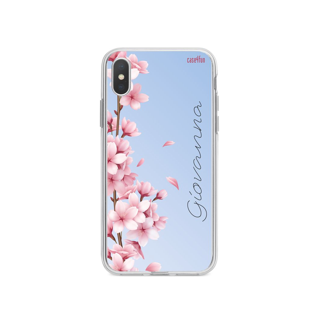 Case Cherry Blossom and Sky