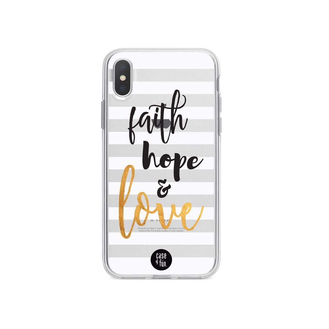 Case Fé, esperança e amor