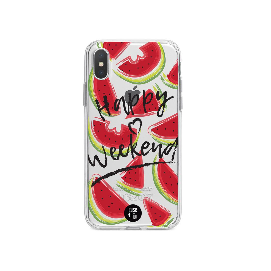 Case Happy Weekend