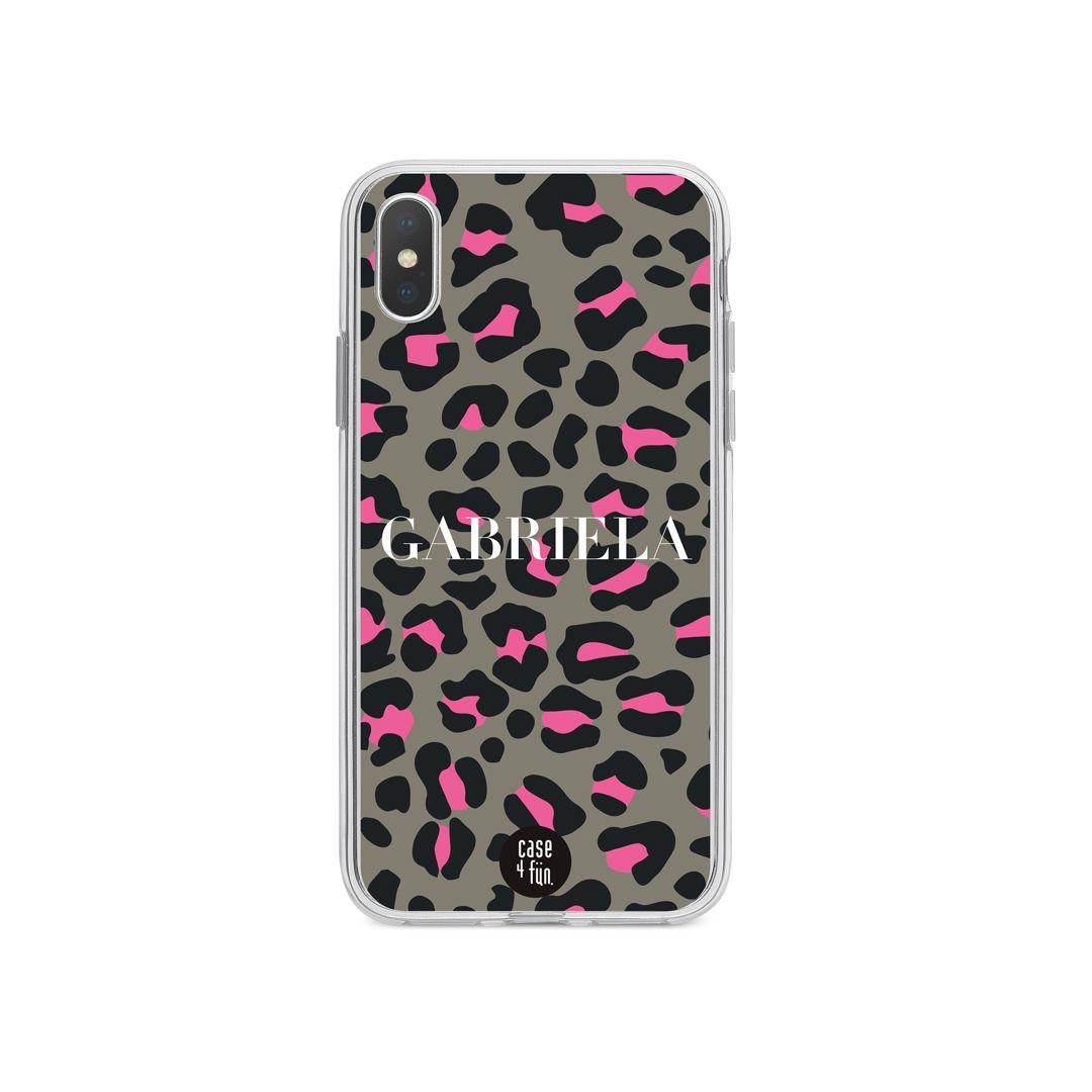 Case Leopard Print