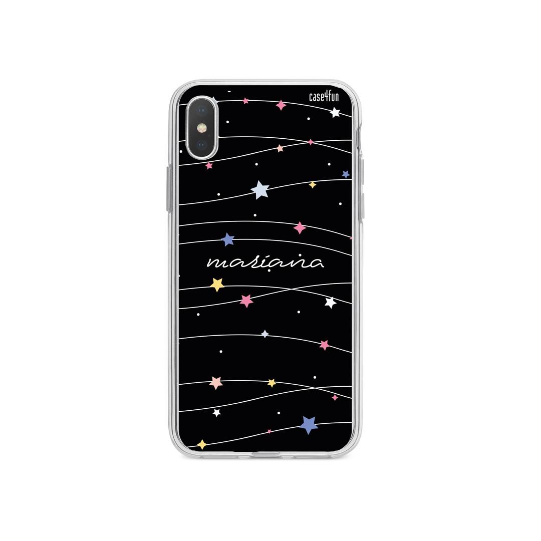 Case Line of Stars